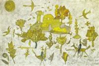 bombardement les persiennes by arthur lenares
