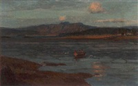 crossing the channel by alice maud fanner