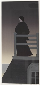 dawn by will barnet