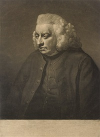dr samuel johnson by charles townley