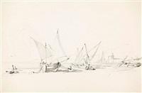 sin título (estudio) (12 works) by modesto texidor y torres