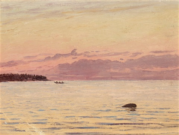 kustlandskap by nikolai nikanorovich dubovskoy