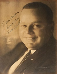 roscoe arbuckle by melbourne spurr