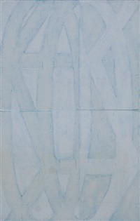 untitled (diptych) by david row