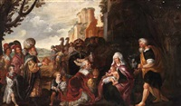 anbetung der könige by jacob symonsz pynas