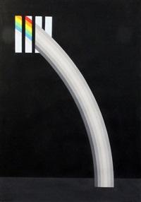 prism rainbow by patrick hughes