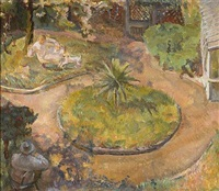 our garden by gertrude partington albright