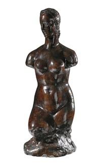 kleiner weiblicher torso by wilhelm lehmbruck