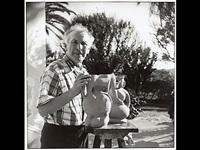 marc chagall by michel sima