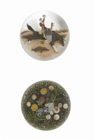 paperweights 2 works by jim donofrio
