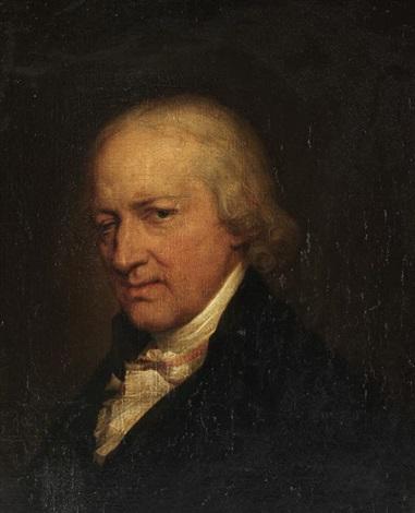 porträt des astronomen johann elert bode by friedrich georg weitsch