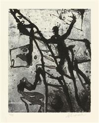 12/1990 by emil schumacher