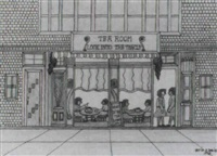 tea room by vestie e. davis