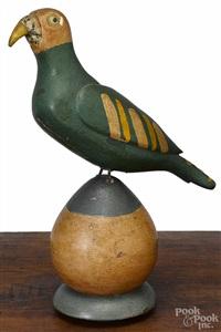 carolina parrot by schtockschnitzler simmons