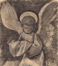ángel by josep obiols