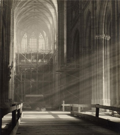 saint guy 15 works by josef sudek