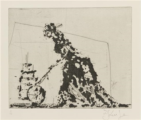 untitled by william kentridge