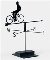 weather vane by rodney graham