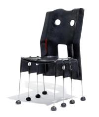 Stuhl (model Green Street Chair), 1984