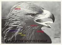 land of the spotted eagle by lothar baumgarten
