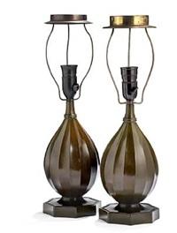 disko table lamps (pair) by just andersen