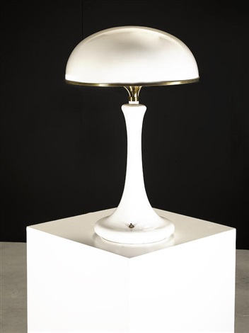 Table Lamp Model 117 By John Dickinson