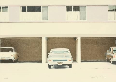 68 nova pl 5 from a portfolio of ten lithographs by ten super realists by robert bechtle