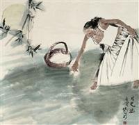 月光曲 by ren jingbin