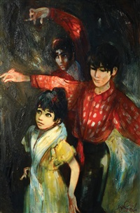 flamenco by jean-baptiste valadie