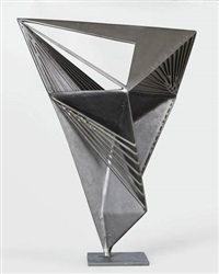 untitled (fächerform) by volkmar haase