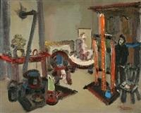 l'atelier du peintre by jack godderis