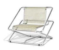 schaukelstuhl, modell rocking chair by ron arad
