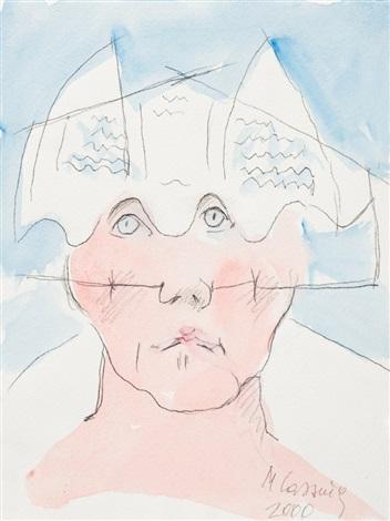 die feder ist die schwester des pinsels tagebücher 1943 bis 1997diary w1 work by maria lassnig