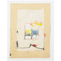 window and post (2 works) by roger seldon