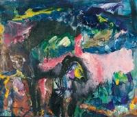 cheval rêveur by werner reinisch