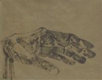 ohne titel (hand) by christian hanussek