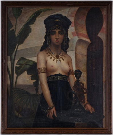copie dauteur la servante de harem by paul désiré trouillebert