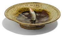 finger bowl by robert arneson