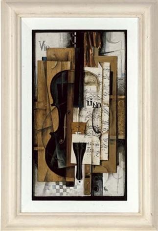 violin by aram aavakimovich kupetsian
