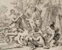 ébriété du pélerin by jacopo alessandro calvi