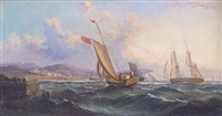 sailing in by john mundell
