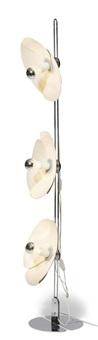 floor lamp (model fleur) by olivier mourgue