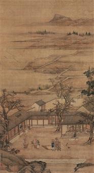 autumn harvest by dai jun