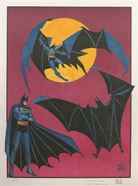 batman by bob kane