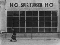 ost-berlin: ho-laden, stresemannstrasse by klaus lehnartz