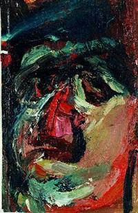 drei kopfstudien (3 works) by peter vogt