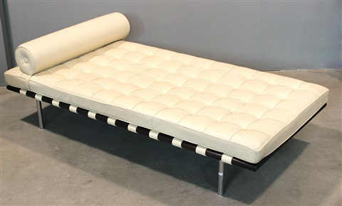 Daybed Barcelona Liege By Ludwig Mies Van Der Rohe On Artnet