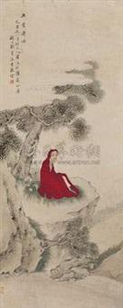 无量寿佛 (buddha) by liu dezhi