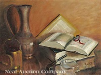 a gentleman's still life by alice taylor gafford