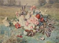 flowers by françois rivoire